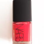 NARS Shameless Red Nail Polish (2014 Formula)