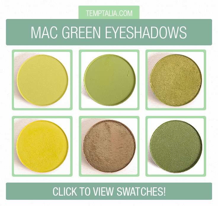 swatch_saturday_mac_shadow_greens