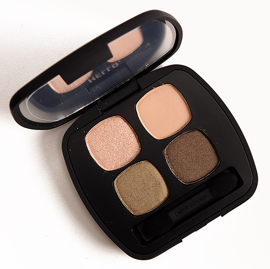 bareMinerals The Designer Label Eyeshadow Quad