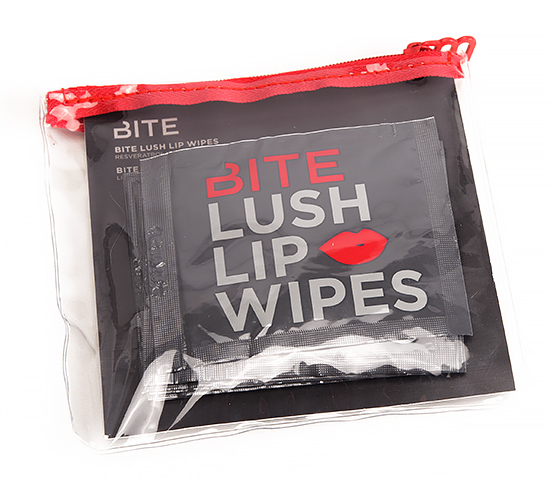 Bite Beauty Lush Lip Wipes