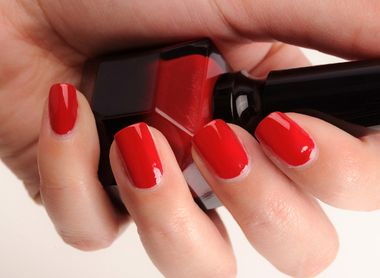 Christian Louboutin Rouge Louboutin Nail Colour