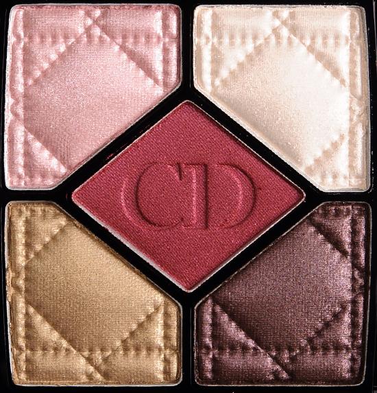 Dior Trafalgar (876) 5 Couleurs Eyeshadow Palette