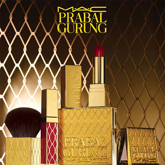 MAC x Prabal Gurung Collection for Holiday 2014