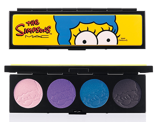 MAC x The Simpsons Collection for Fall 2014