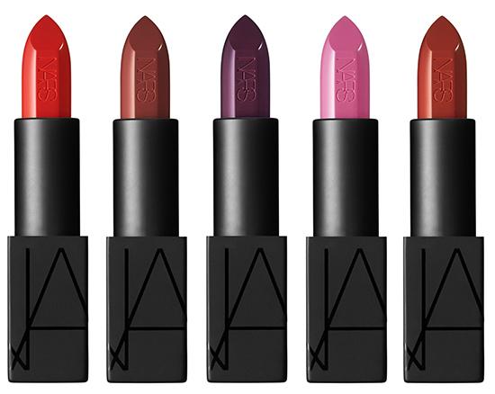 NARS Audacious Lipstick for Fall 2014