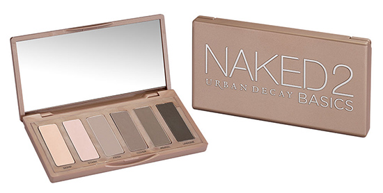 Urban Decay Naked2 Basics Eyeshadow Palette
