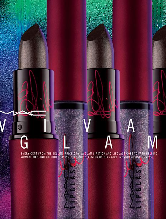 MAC x Rihanna -- Viva Glam Rihanna 2 for Fall 2014