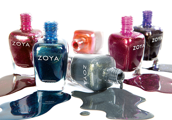 Zoya Collections for August 2014