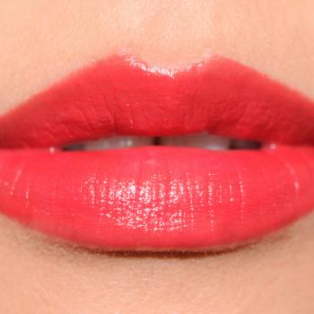 27ec8356c721 Guerlain Rouge Kiss (325) KissKiss Lipstick Dupes   Swatch Comparisons