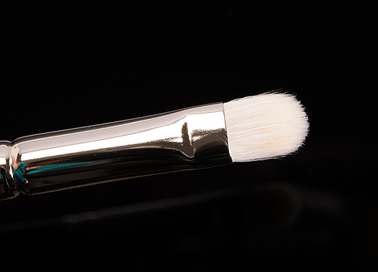 Hakuhodo J242G Eyeshadow Brush Round & Flat