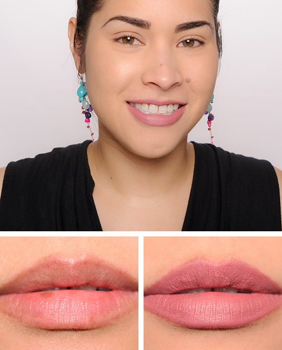 Kat Von D Lovecraft Studded Kiss Lipstick Review Photos Swatches