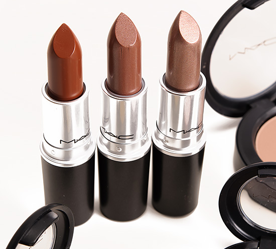 MAC Artificially Wild Lipsticks
