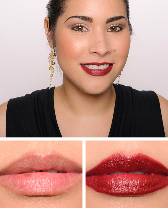 Molto MAC Diva Lipstick Review, Photos, Swatches VC37