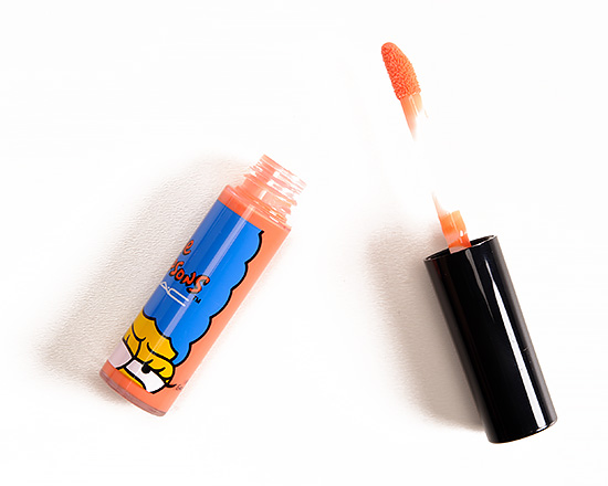 MAC Grand Pumpkin Lipglass