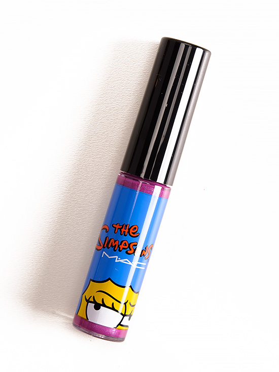 MAC Itchy & Scratchy & Sexy Lipglass