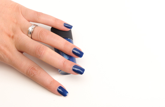 MAC Midnight Ocean Nail Lacquer