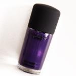 MAC Midnight Strata Studio Nail Lacquer