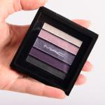 MAC Plumluxe Veluxe Pearlfusion Eyeshadow Palette