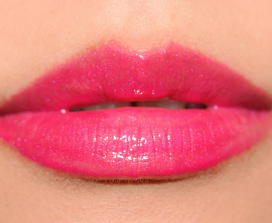 MAC Red Blazer Lipglass