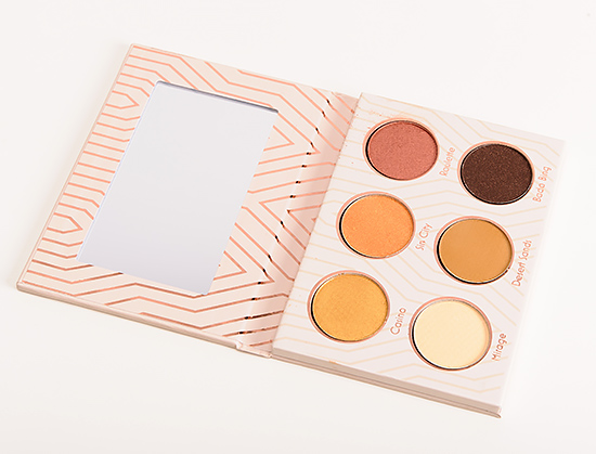 Makeup Geek Vegas Lights Eyeshadow Palette