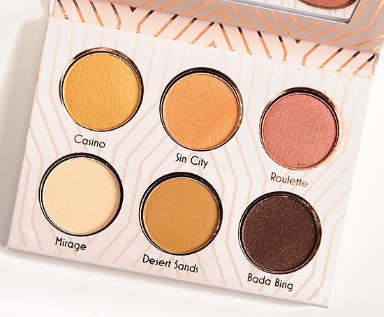 Makeup Geek Vegas Lights Eyeshadow Palette