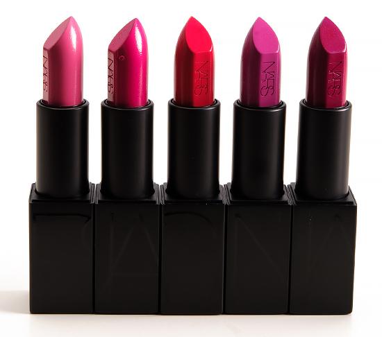 NARS Claudia Audacious Lipstick