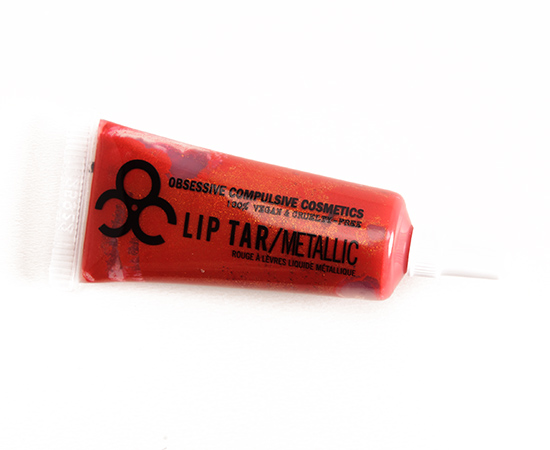 OCC Manhunter Lip Tar (Metallic)