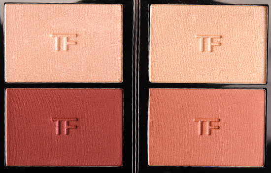Tom Ford Softcore / Stroked Contouring Cheek Color Duos