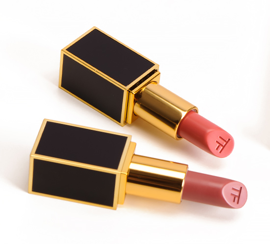 Tom Ford Twist of Fate & Negligee Lip Colors