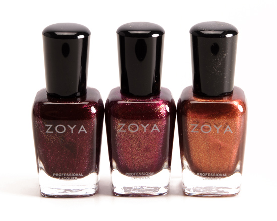 Zoya India, Teigen, Autumn Nail Lacquer