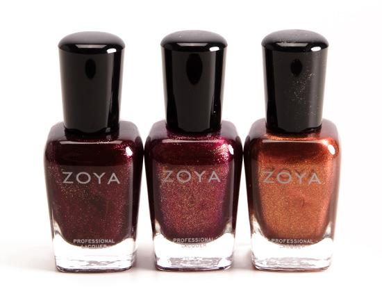 Zoya India, Teigen, Autumn Nail Lacquer