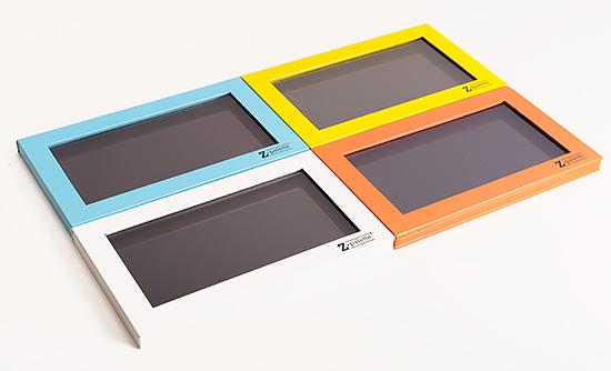 Z Palette - Fall 2014 Colors