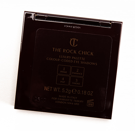 Charlotte Tilbury The Rock Chick Eyeshadow Quad