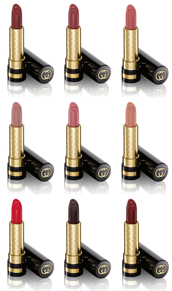Gucci Beauty Launches Fall 2014