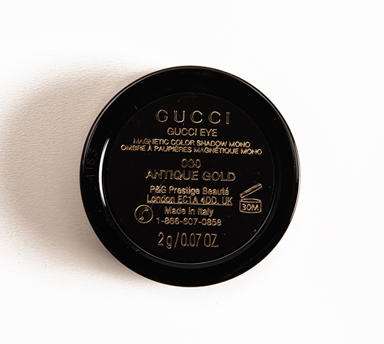 Gucci Antique Gold Magnetic Color Shadow Mono