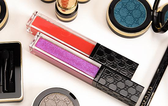 Gucci Potent Demi-Glaze Lip lacquer