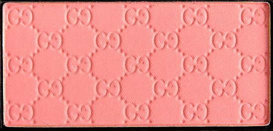 Gucci Coral Flower Sheer Blushing Powder