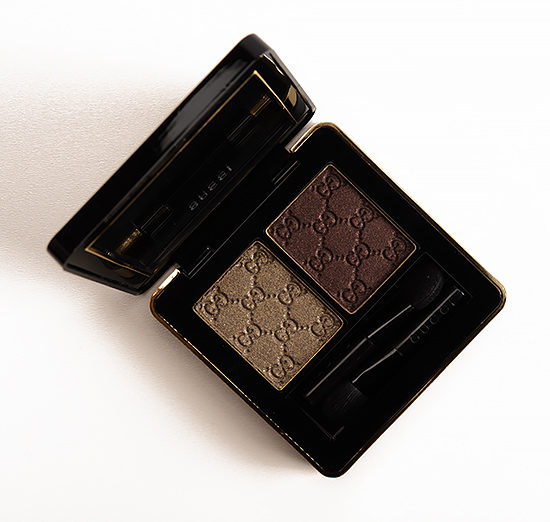 Gucci Fume Magnetic Color Shadow Duo