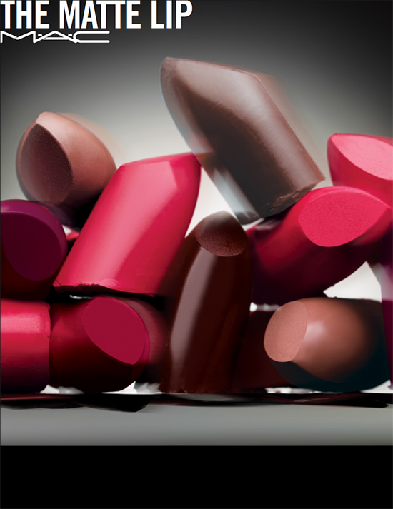 MAC The Matte Lip Collection for October 2014