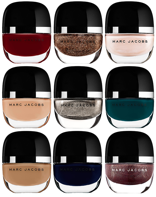 Marc Jacobs Beauty New Shades for Fall 2014