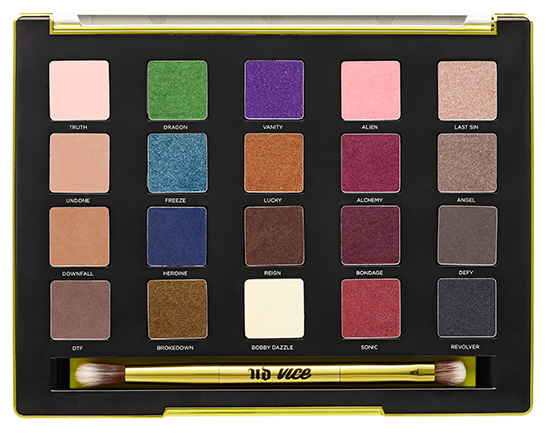 Urban Decay Holiday 2014 Launches