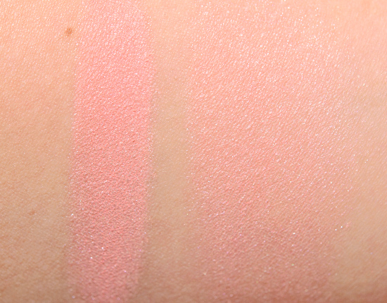 Hourglass Incandescent Electra Ambient Lighting Blush