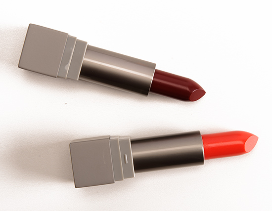 MAC x Brooke Shields Lipsticks