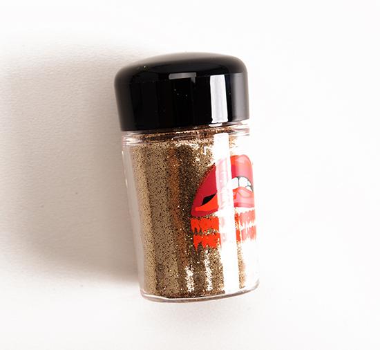 MAC Gold Glitter