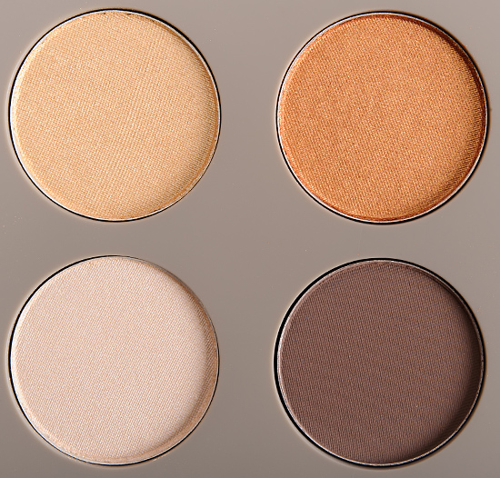 MAC x Brooke Shields Gravitas Eyeshadow Palette