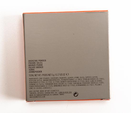 MAC Scone Bronzing Powder