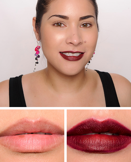 Favorito MAC x Rocky Horror Picture Show Lipsticks Reviews, Photos, Swatches PJ57