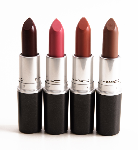 MAC The Matte Lip Lipsticks