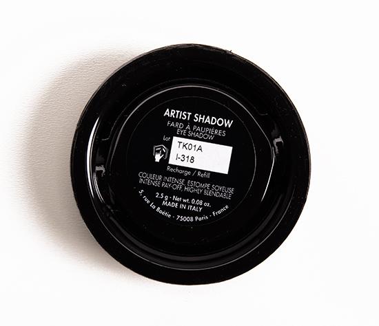Make Up For Ever I318 Linen Khaki Artist Shadow