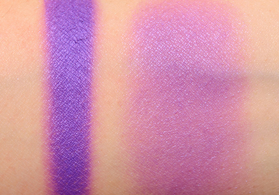 Make Up For Ever I922 Electric Purple Artist Shadow